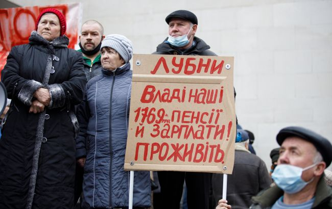Готовність українців до протестів знизилася за останній рік