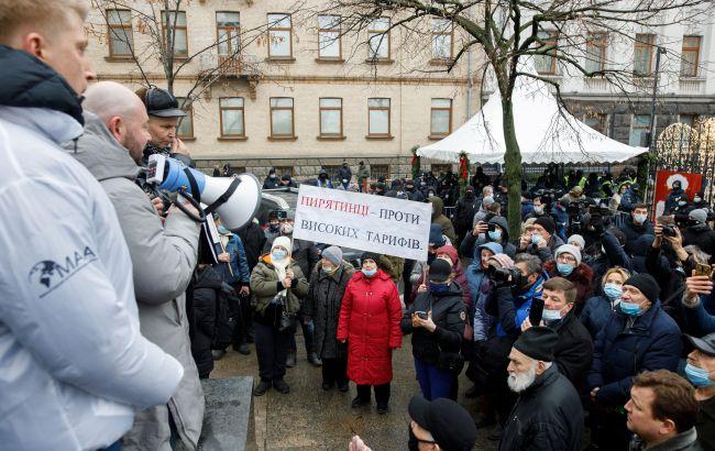 Тарифні протести схвалили майже 90% українців