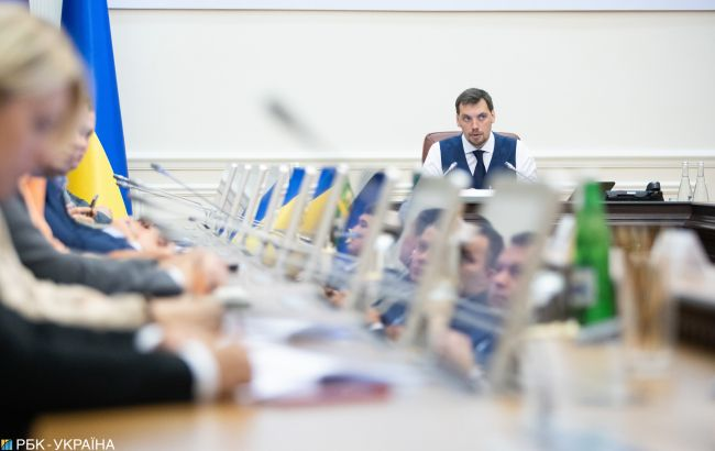 Кабмин согласовал кандидатуры глав ОГА трех областей