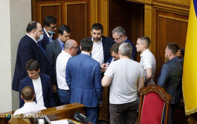 В Раде хотят существенно усложнить процедуру обжалования голосования за законы