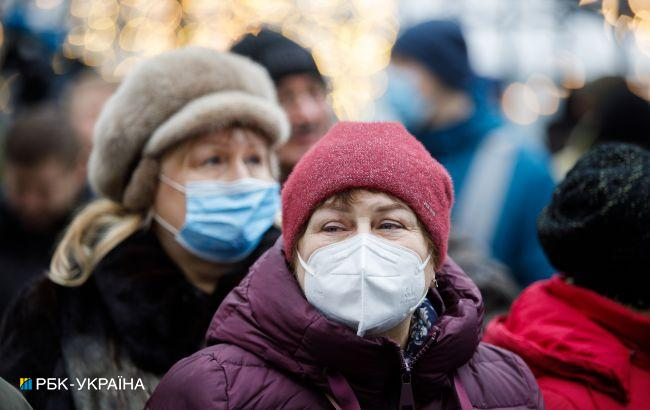В Україні 2394 нових випадки коронавірусу