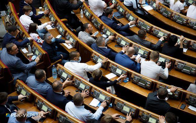 Рада должна рассмотреть бюджетную декларацию на 2022-2024 годы до середины июля