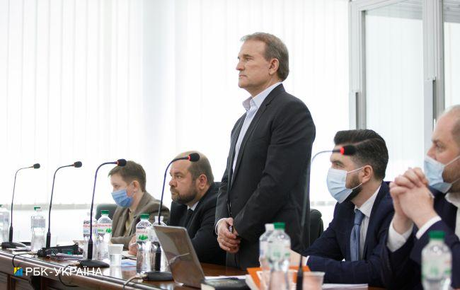 Апеляційний суд залишив Медведчука під домашнім арештом
