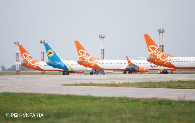 SkyUp запускає рейси з трьох міст України на Кіпр