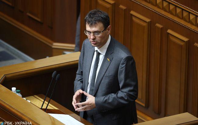 Гетманцев вніс поправки в законопроект 1210 з порушенням регламенту, - Монін