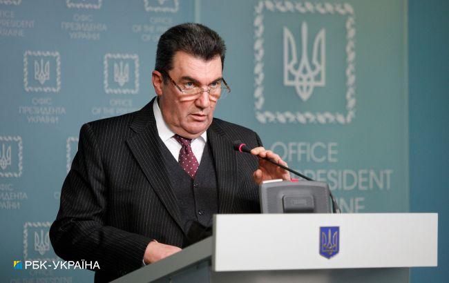 """В Украине больше нет """"воров в законе"""", - Данилов"""