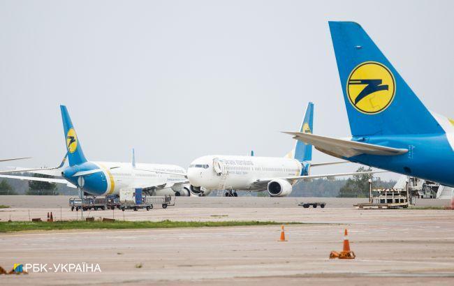 МАУ возобновляет рейсы между Украиной и Молдовой