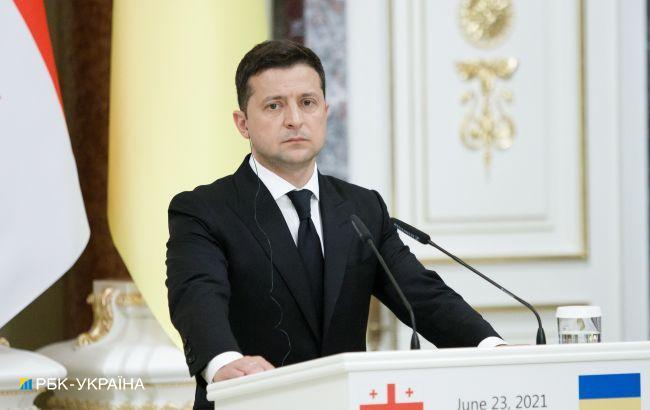 Зеленський підписав санкції проти російських банків