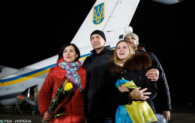 В ОП анонсували повернення українських заручників з ОРДЛО