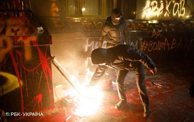 Организаторы акции под ОП рассчитывали на драки и столкновения с полицией, - МВД
