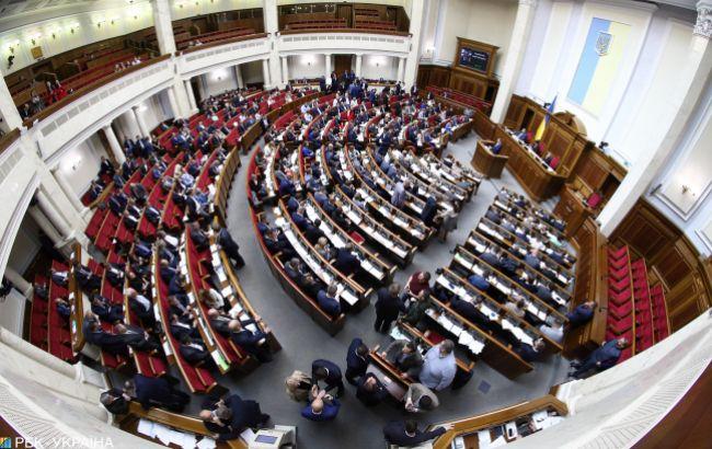 На дострокових виборах до Ради можуть пройти чотири партії