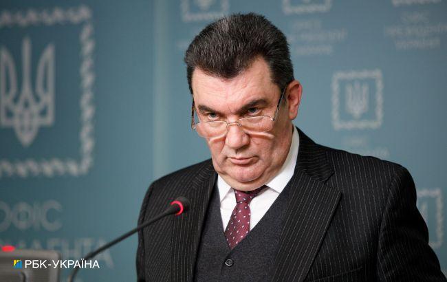 Занепокоєння замало: Данілов закликав країни-партнери до дій проти Росії через Крим