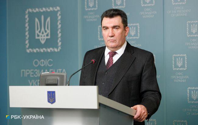 Главным инициатором санкций является секретарь СНБО Данилов, - источники
