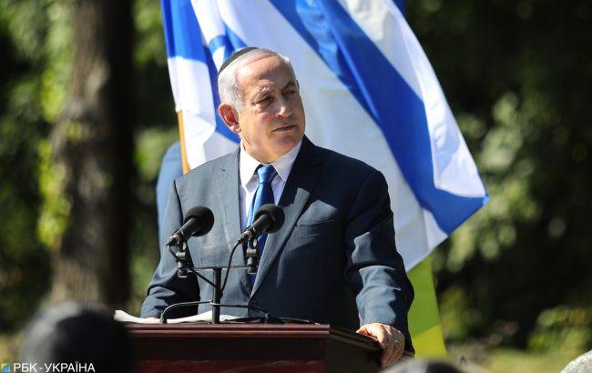 Тест Нетаньяху на коронавірус негативний