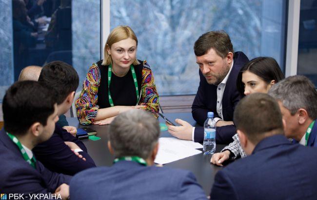 """Засідання фракції """"Слуги народу"""" на Донбасі відклали"""