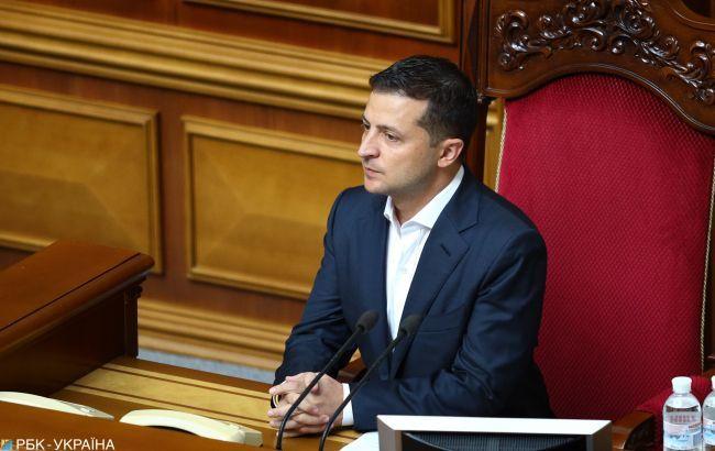Зеленский одобрил отмену финансирования проигравших выборы партий