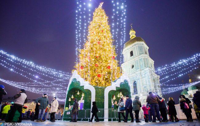 В Киеве еще не решили, как праздновать Новый год. Будут учитывать эпидситуацию