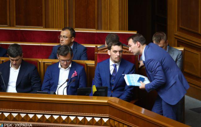 Кадровые выводы: грозит ли отставка правительству Гончарука
