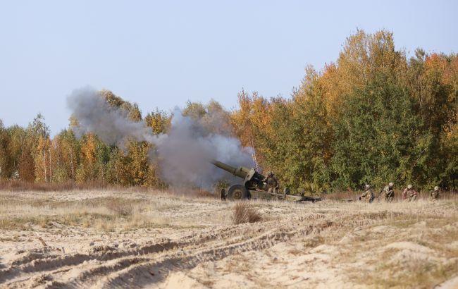 На Пасху оккупанты совершили один обстрел на Донбассе