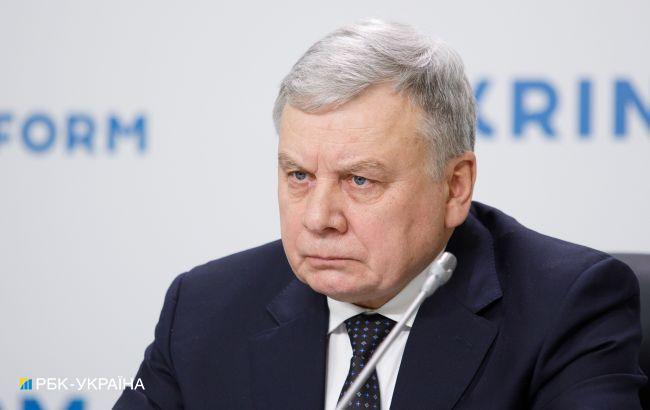 Росія стягла до українського кордону понад 100 тисяч військових, - Таран