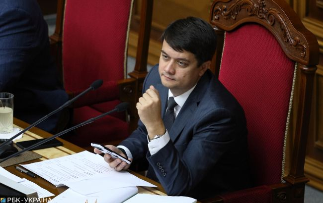 Нардепи підтримали проведення засідання Ради наступного тижня