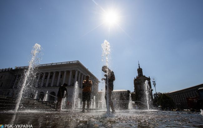 Укргидрометцентр дал прогноз на самый жаркий месяц лета