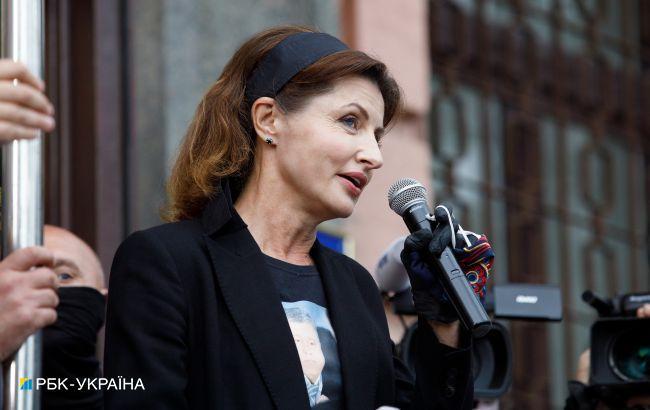 """Жена Порошенко возглавила список """"ЕС"""" на выборах в Киевраду"""