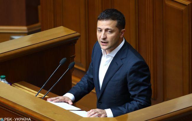 Зеленский едет в Раду призвать к отставке ЦИК, — нардеп