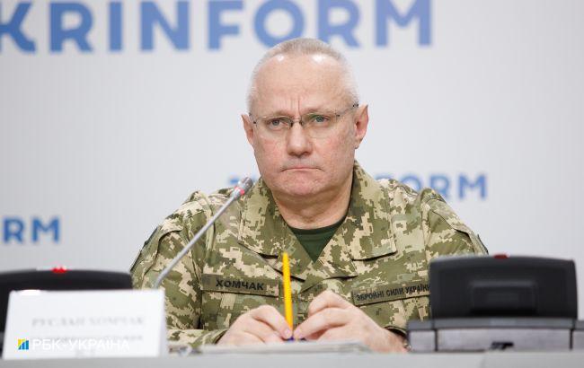 Хомчак уходит с должности командующего ВСУ
