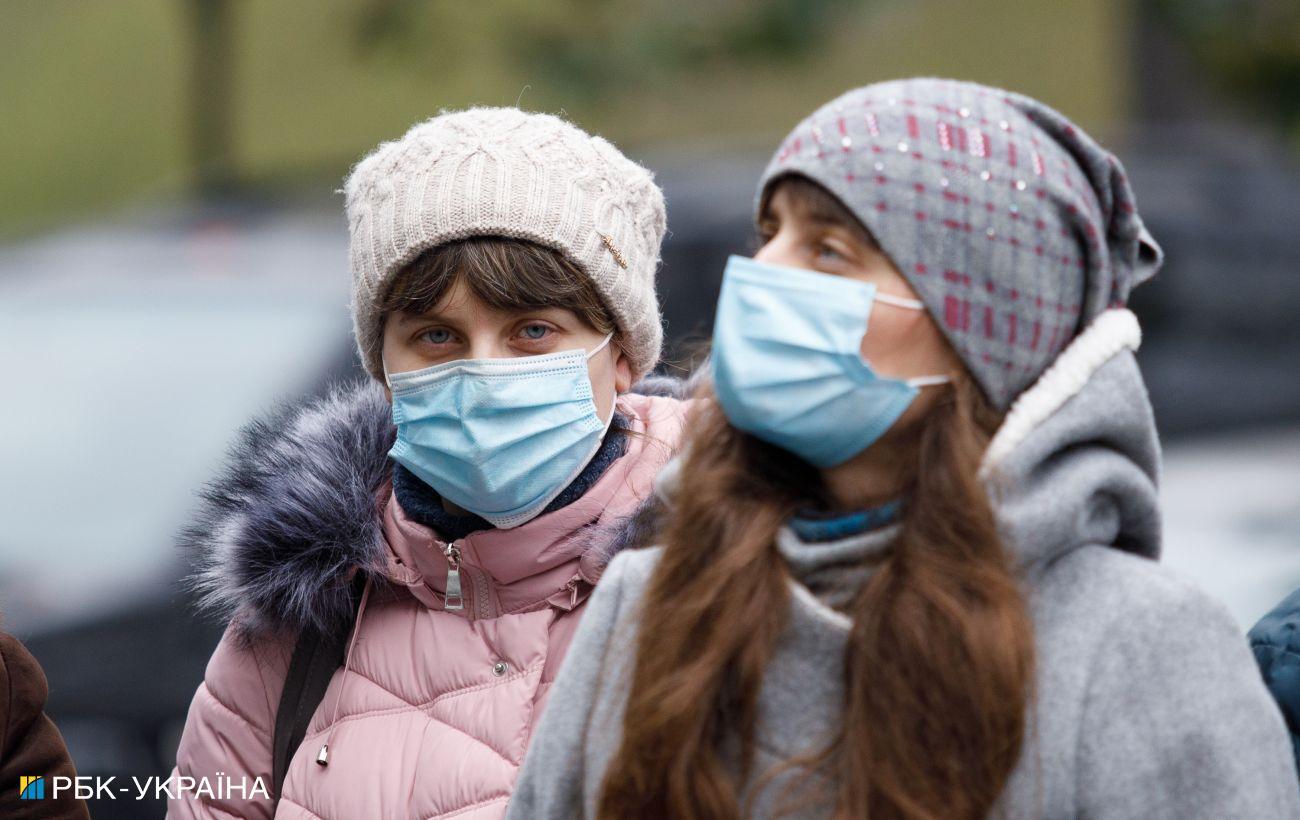 В Украине от COVID-19 выздоровело больше людей, чем заболело