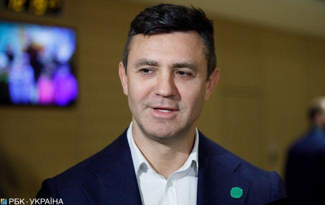 """Тищенко отреагировал на """"срыв"""" вылета рейса в Ужгород и процитировал Шурика"""