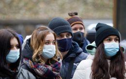 В Украине 5372 новых случая коронавируса