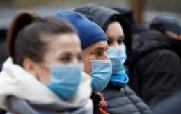 В Украине 7562 новых случая коронавируса