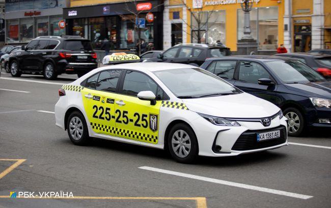 Цены на такси в Украине взлетели вверх: что происходит