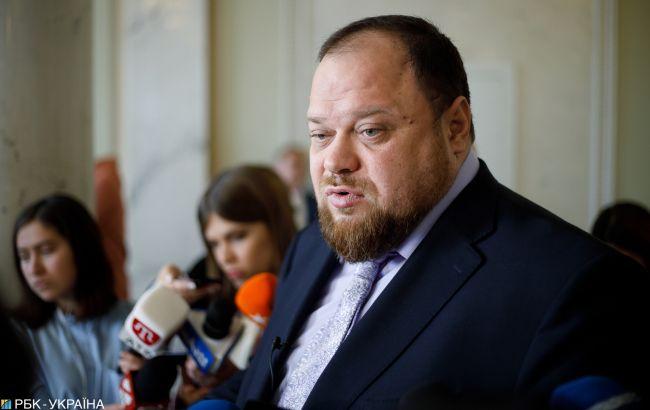 Стефанчук рассказал, можно ли выносить особый статус для ОРДЛО на референдум