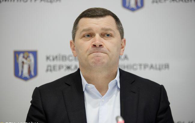 """Київ можуть вивести з """"червоної"""" зони з 1 травня"""