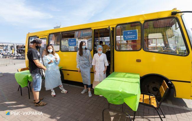 Кількість вакцинованих від COVID-19 в Україні зростає: МОЗ оновив дані