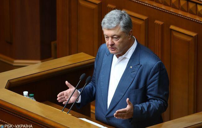 Порошенко відреагував на заяву Пристайка про вихід України з мінських угод