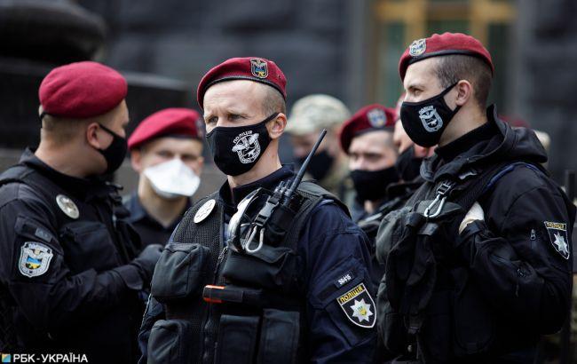 Полиция усилила меры безопасности в 9 областях