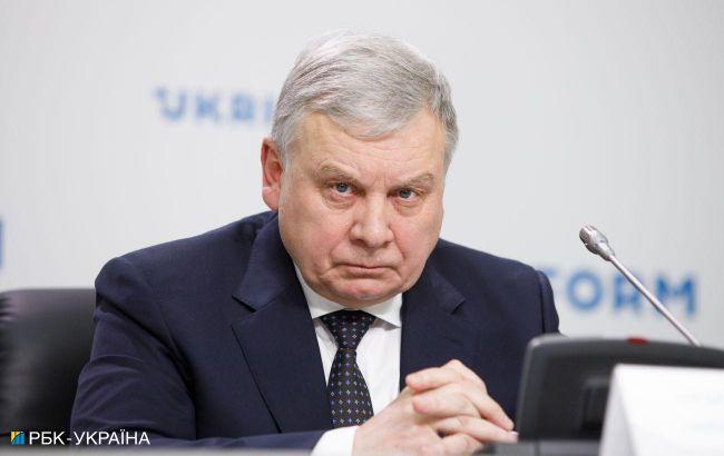 Глава Минобороны Украины выступит в Европарламенте: о чем будет говорить