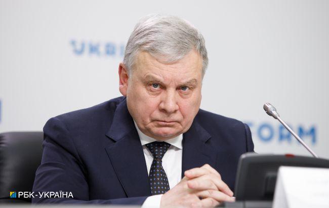 Спроможності ВМС України будуть відновлені протягом 2-3 років, - Таран
