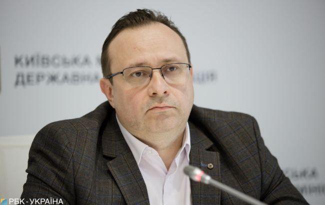 На пике заболеваемости в Украине будет до 5 тысяч случаев COVID-19 в сутки, - Рубан