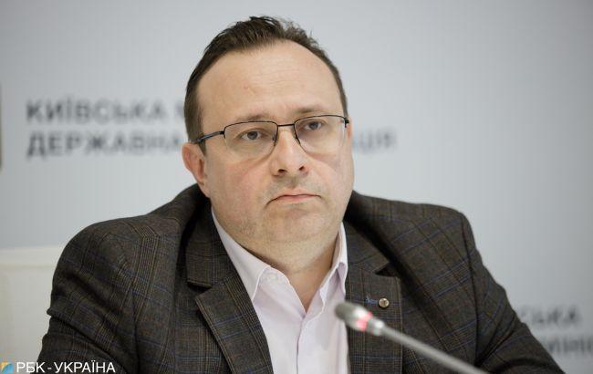 В Киеве до конца октября будет 3 тысячи коек для больных COVID-19, - Рубан