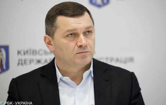 КГГА приняла решение о введении чрезвычайной ситуации в Киеве
