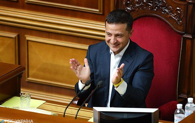 Комитет ВР дал вывод по закону Зеленского об обличителях коррупции