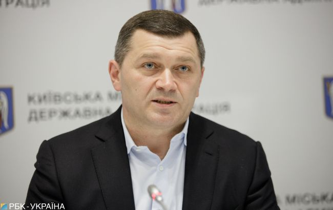 В Киеве в лабораториях на коронавирус проверяют 5-10 человек в день