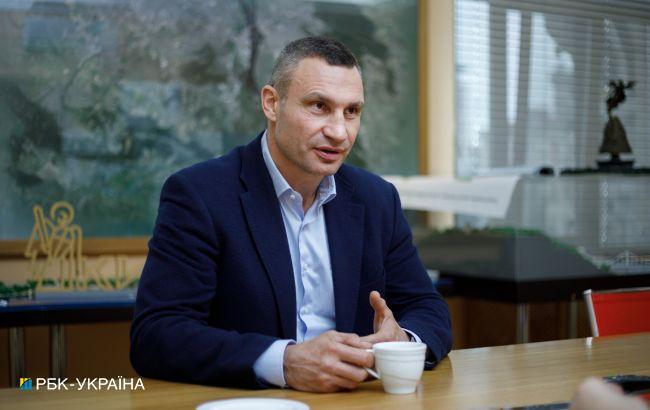 Кличко назвал возможные ограничения при усилении карантина в Киеве