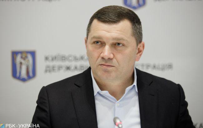 Перший заступник голови КМДА спростував затримання на хабарі