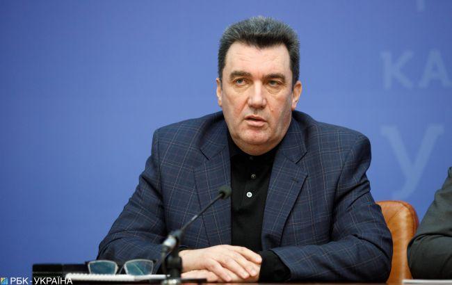 Данілов назвав припущеннями дані про бізнес Козака в ОРДЛО