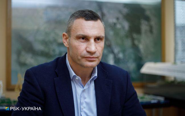 Виталий Кличко: Я буду вести УДАР на следующие парламентские выборы